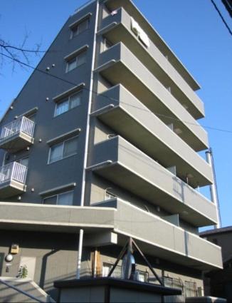 東京都板橋区、板橋駅徒歩14分の築17年 7階建の賃貸マンション