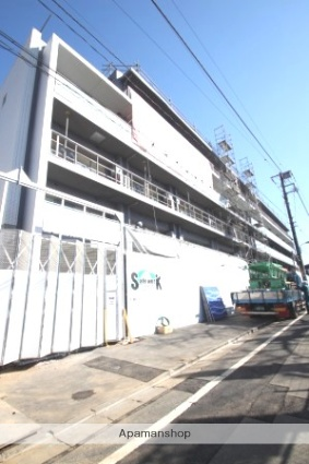 東京都豊島区、北池袋駅徒歩4分の築2年 5階建の賃貸マンション