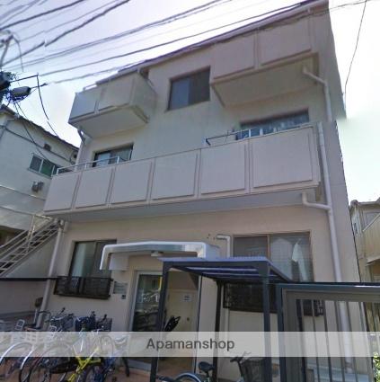 東京都板橋区、十条駅徒歩20分の築33年 3階建の賃貸マンション