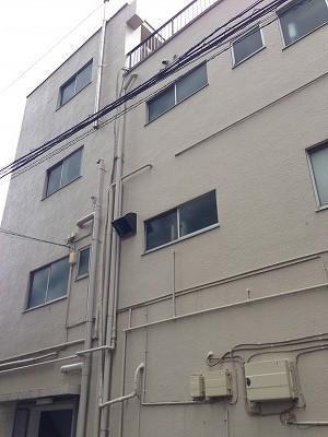東京都豊島区、西巣鴨駅徒歩8分の築47年 3階建の賃貸マンション