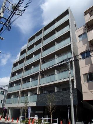 東京都板橋区、中板橋駅徒歩15分の築1年 7階建の賃貸マンション