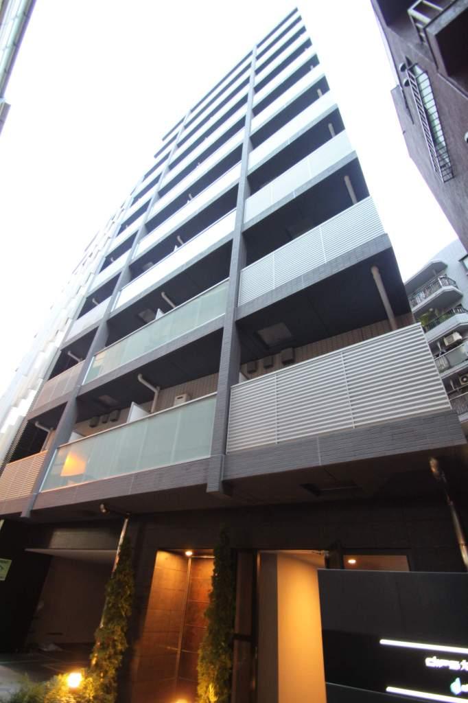 東京都板橋区、下板橋駅徒歩11分の築1年 10階建の賃貸マンション
