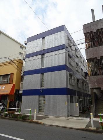 東京都板橋区、本蓮沼駅徒歩17分の築29年 4階建の賃貸マンション