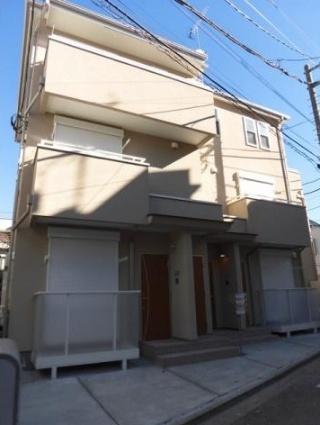 東京都豊島区、大塚駅徒歩9分の築1年 2階建の賃貸アパート