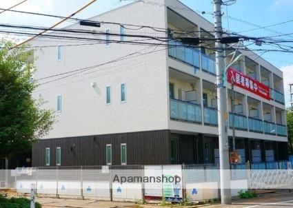 東京都板橋区、板橋本町駅徒歩16分の築1年 2階建の賃貸アパート