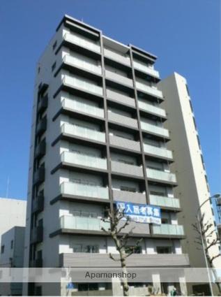 東京都荒川区、尾久駅徒歩6分の築4年 10階建の賃貸マンション