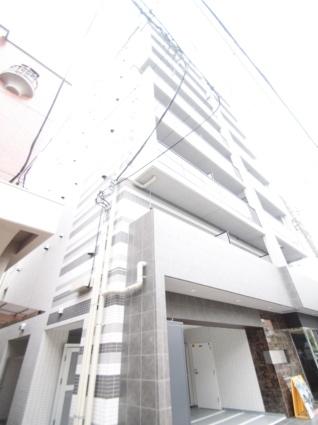 東京都文京区、本駒込駅徒歩11分の新築 8階建の賃貸マンション