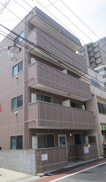 東京都豊島区、西巣鴨駅徒歩5分の築2年 4階建の賃貸マンション