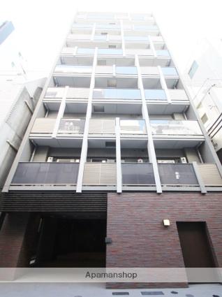 東京都千代田区、神田駅徒歩9分の築2年 9階建の賃貸マンション
