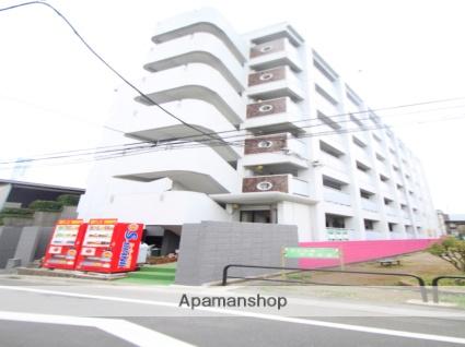 東京都板橋区、志村坂上駅徒歩18分の築50年 6階建の賃貸マンション