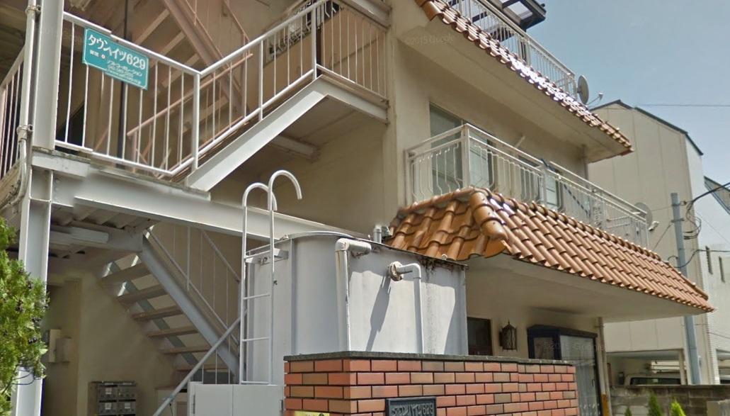 東京都文京区、新大塚駅徒歩7分の築35年 3階建の賃貸マンション