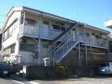 東京都板橋区、下赤塚駅徒歩23分の築26年 2階建の賃貸アパート