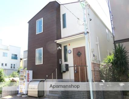 東京都板橋区、新高島平駅徒歩13分の築1年 2階建の賃貸アパート