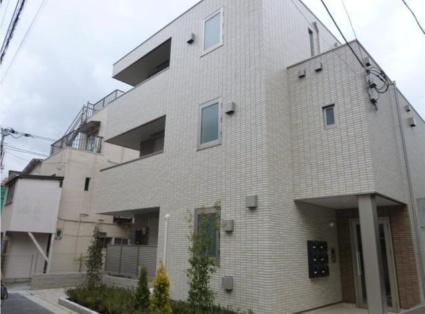 東京都北区、駒込駅徒歩5分の築3年 3階建の賃貸マンション