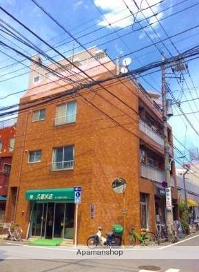 東京都板橋区、本蓮沼駅徒歩16分の築38年 4階建の賃貸マンション