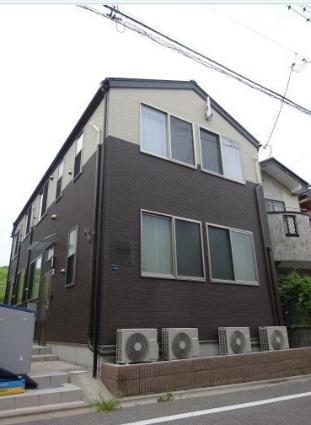 東京都板橋区、新高島平駅徒歩14分の新築 2階建の賃貸アパート