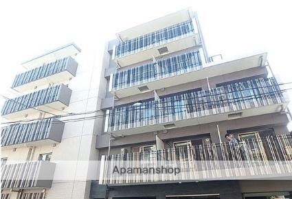東京都北区、西巣鴨駅徒歩9分の新築 5階建の賃貸マンション