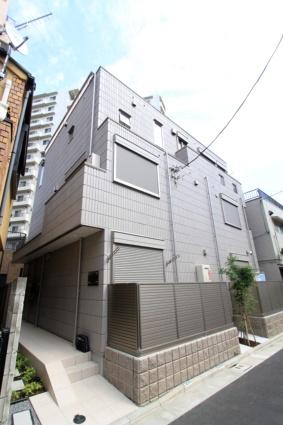 東京都豊島区、西巣鴨駅徒歩1分の新築 3階建の賃貸マンション