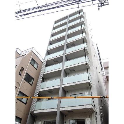 東京都北区、板橋駅徒歩5分の新築 10階建の賃貸マンション