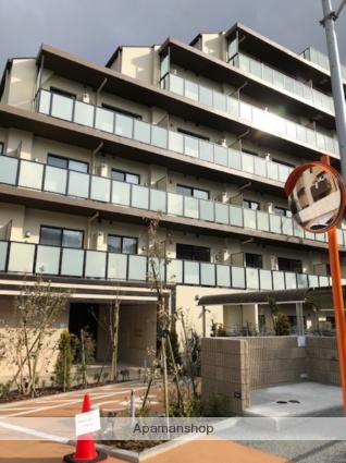 東京都板橋区、本蓮沼駅徒歩17分の新築 7階建の賃貸マンション