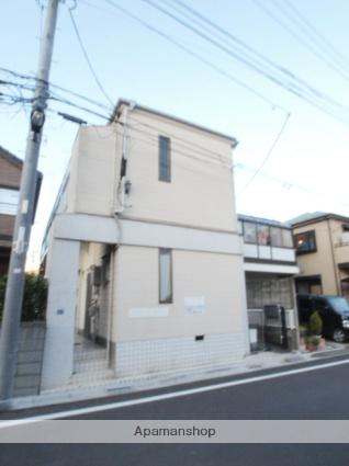 東京都板橋区、新高島平駅徒歩18分の築32年 2階建の賃貸アパート