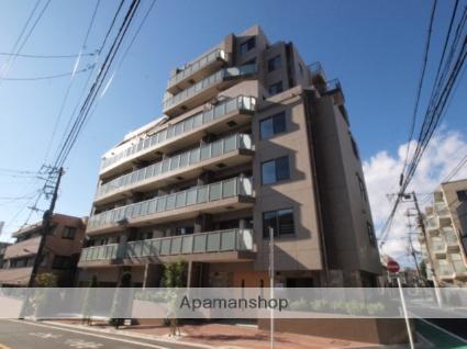 東京都北区、板橋駅徒歩7分の新築 8階建の賃貸マンション