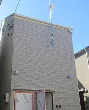 東京都板橋区、ときわ台駅徒歩9分の新築 2階建の賃貸アパート