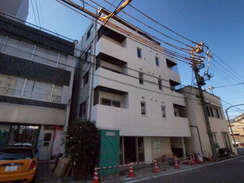 東京都荒川区、田端駅徒歩13分の新築 5階建の賃貸マンション