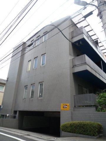 東京都豊島区、雑司が谷駅徒歩4分の築28年 3階建の賃貸マンション