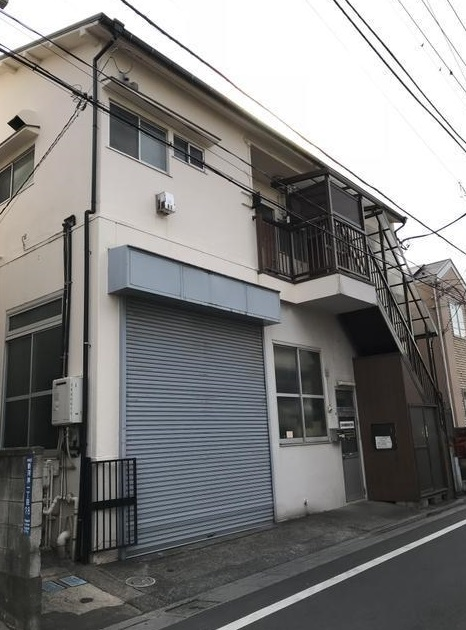 東京都板橋区、西台駅徒歩23分の築40年 2階建の賃貸アパート