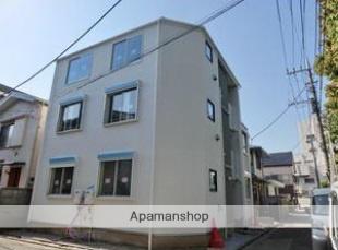 東京都板橋区、板橋本町駅徒歩9分の新築 3階建の賃貸アパート
