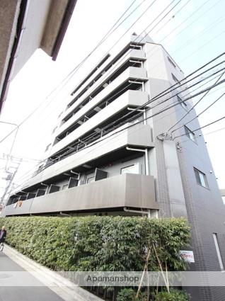 東京都豊島区、板橋駅徒歩8分の築7年 7階建の賃貸マンション