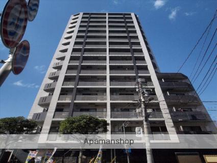 東京都文京区、後楽園駅徒歩4分の築8年 15階建の賃貸マンション