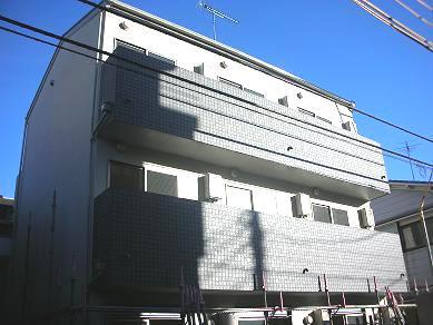 東京都板橋区、大山駅徒歩9分の築7年 3階建の賃貸アパート