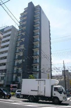 東京都荒川区、尾久駅徒歩6分の築8年 13階建の賃貸マンション