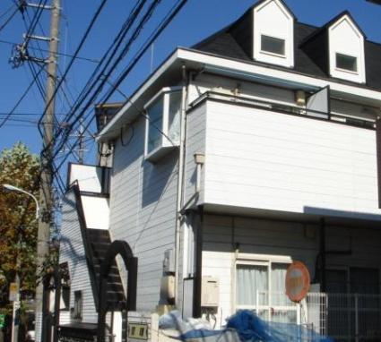 東京都板橋区、中板橋駅徒歩20分の築31年 2階建の賃貸アパート