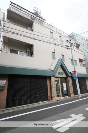東京都豊島区、巣鴨駅徒歩4分の築47年 5階建の賃貸マンション