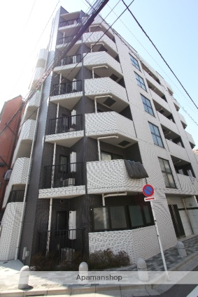 東京都北区、駒込駅徒歩5分の築7年 8階建の賃貸マンション
