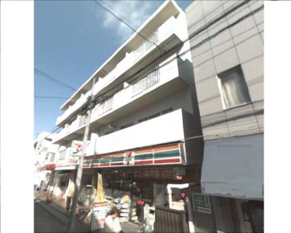 東京都板橋区、板橋区役所前駅徒歩20分の築32年 4階建の賃貸マンション
