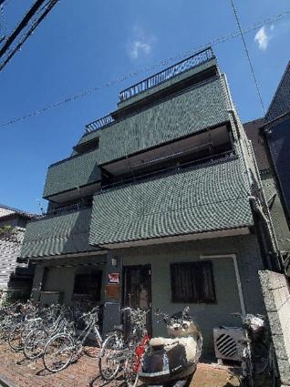 東京都板橋区、中板橋駅徒歩17分の築26年 3階建の賃貸マンション