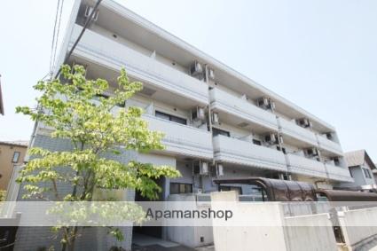 東京都板橋区、高島平駅徒歩21分の築25年 3階建の賃貸マンション
