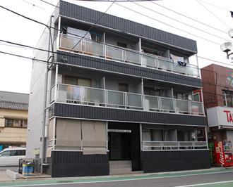 東京都板橋区、志村坂上駅徒歩18分の築26年 3階建の賃貸マンション