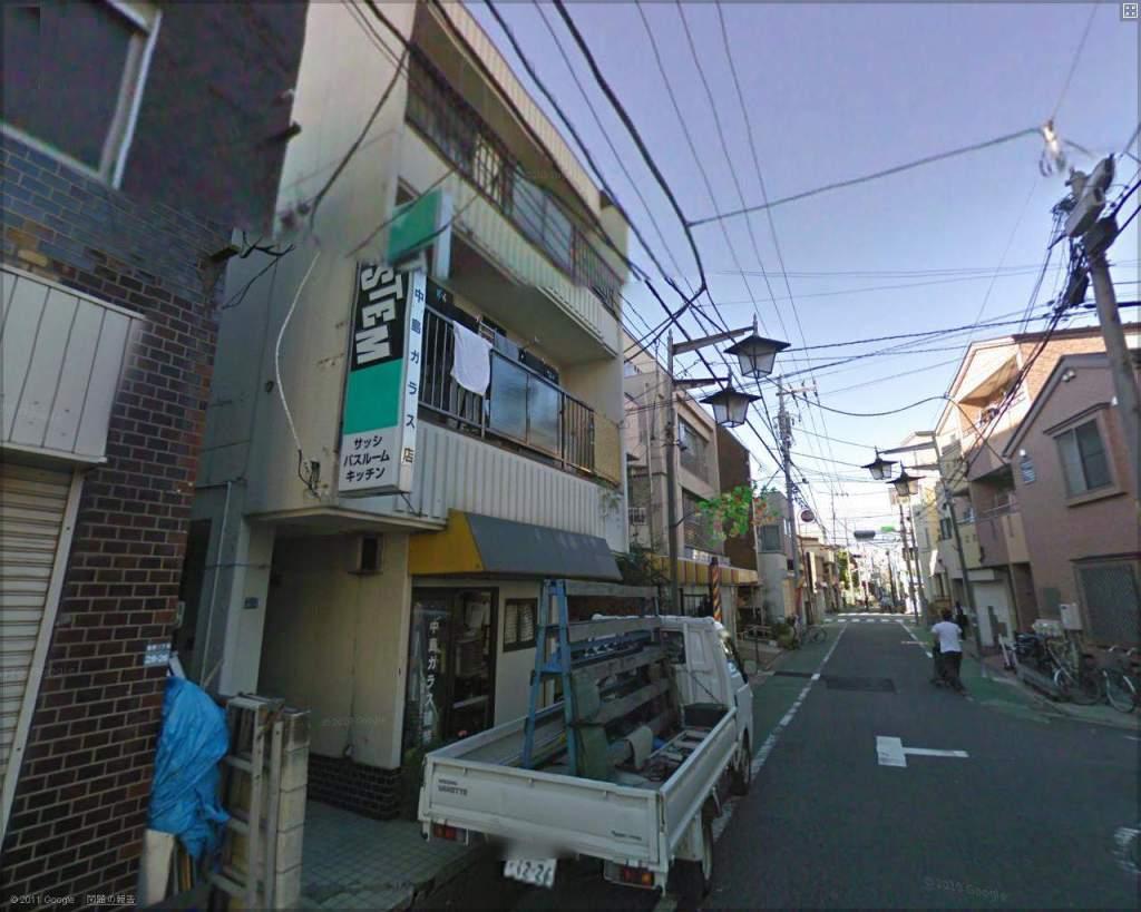 東京都板橋区、蓮根駅徒歩8分の築32年 3階建の賃貸マンション