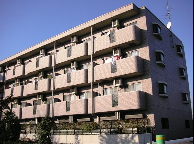 埼玉県和光市、新高島平駅徒歩20分の築19年 4階建の賃貸マンション
