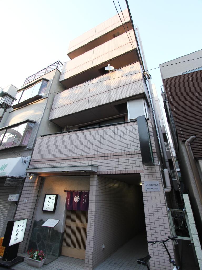 東京都豊島区、新庚申塚駅徒歩6分の築23年 6階建の賃貸マンション
