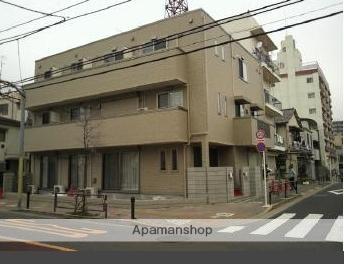 東京都文京区、駒込駅徒歩11分の築6年 3階建の賃貸アパート