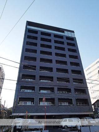 東京都文京区、西日暮里駅徒歩8分の築3年 11階建の賃貸マンション