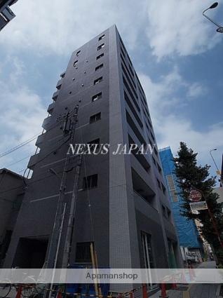 東京都板橋区、中板橋駅徒歩15分の築3年 10階建の賃貸マンション
