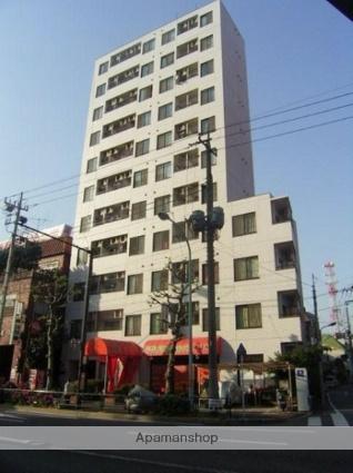東京都北区、田端駅徒歩10分の築30年 11階建の賃貸マンション