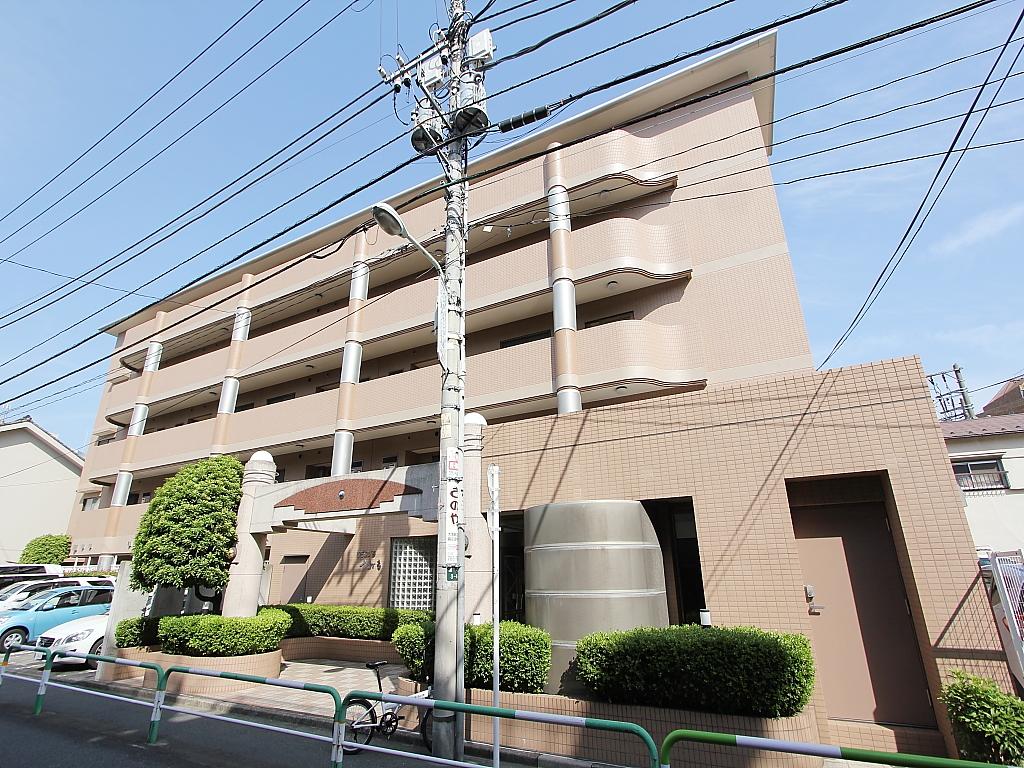 東京都豊島区、大塚駅徒歩7分の築18年 5階建の賃貸マンション